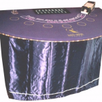 Blackjack Purple Dakota Stand-up Amerfun