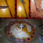 Antique Roulette Veneer Repair for paint Amerifun