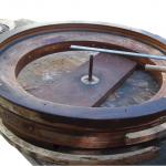 Antique Roulette Wheel Amerifun Demolition