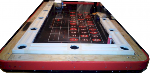 Roulette Table Rough Incomplete 8'