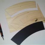 Veneer Pattern Cutting Roulette Wheel Amerifun